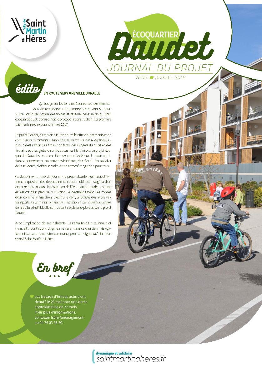 Journal Daudet Juillet2016