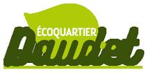 Écoquartier Daudet Logo